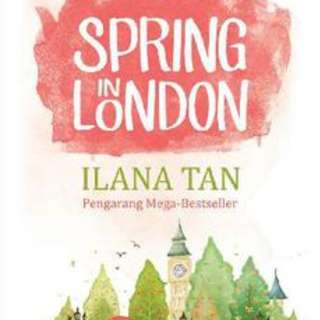 Ilana Tan   Spring in London