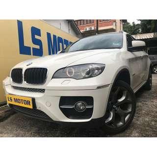 BMW X6 3.0 X-DRIVE 35i TWIN POWER TURBO