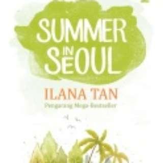 Ilana Tan   Metropop: Summer In Seoul