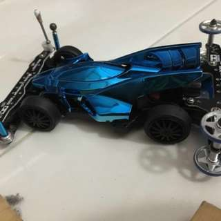 Sale Tamiya mini 4wd car track rdy