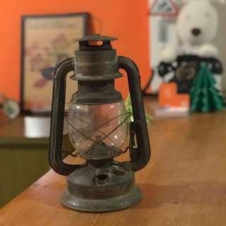 「早期油燈」 早期 古董 復古 懷舊 稀少 有緣 大同寶寶