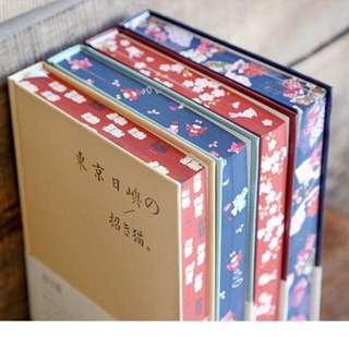 Tokyo series notebook 14*21cm