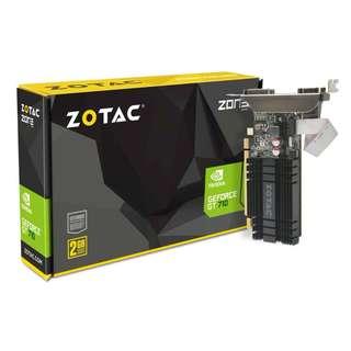 Zotac GeForce GT 710 2GB GT710