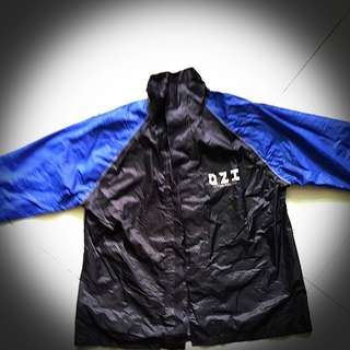 OZI Motorcycle Raincoat
