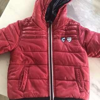 Winter Jacket toddler unisex 18-30 mths