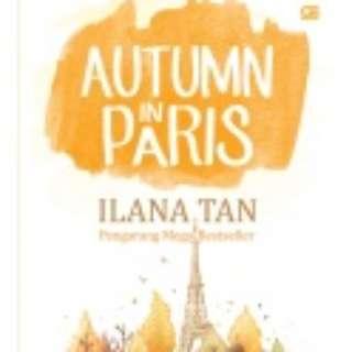 Ilana Tan   Autumn in Paris