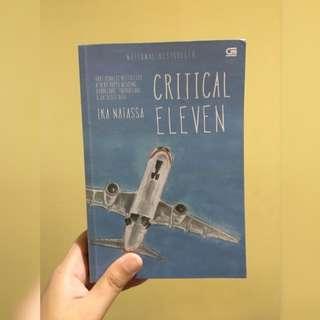 Critical Eleven by Ika Natassa