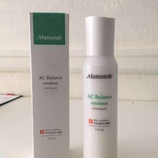 BN: Mamonde AC Balance Emulsion