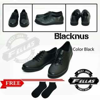 Sepatu Casual Fellas Blacknus