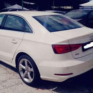 Audi sambung bayar
