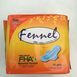Fennel Sanitary Pads DAY