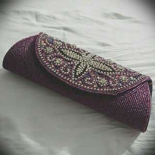 Indian party clutch