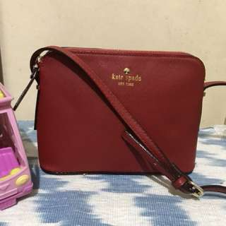 Kate spade sling bag(replica only)