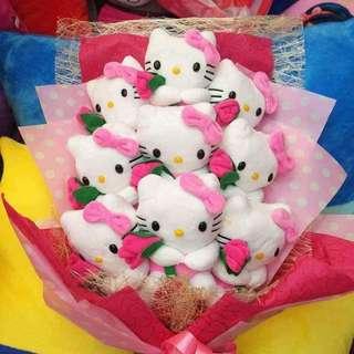 Hello kitty (Bouquet)