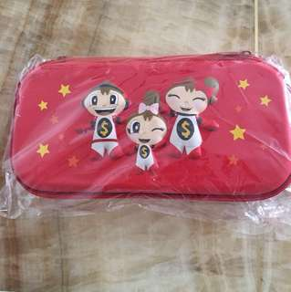 OCBC mighty savers pencil case(Brand New)