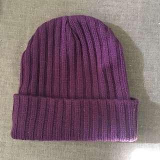 Purple beanie 包郵