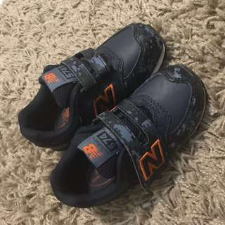 New balance shoes for kid 14.5cm us8