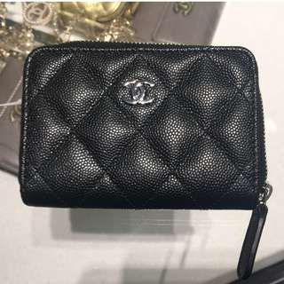 Brand New Guaranteed Authentic Chanel Caviar Coin Purses