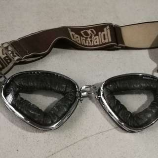 goggles motorcycle clear lens baruffaldi made in italy sale