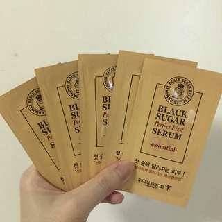 Black Sugar Perfect First Serum