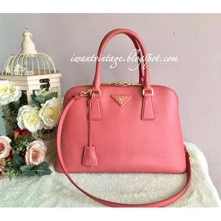 Prada BL0837 Saffiano Lux Bag-Tamaris