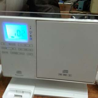 Venturer CD Micro  System for ipod 九成新西貢區