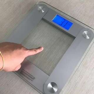 High Accuracy Digital Bathroom Scale/ Brand New/ Body Weighing Scale/ Quality Assured