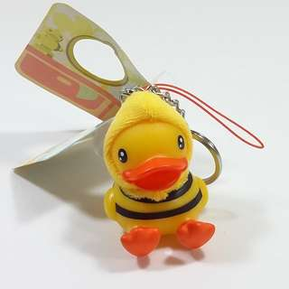 B.Duck (HK) 	鎖匙扣電話繩 蜜蜂頭飾	Costume Hat Key Ring Mobile Strap –Bee