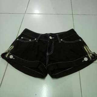 Hotpant jeans