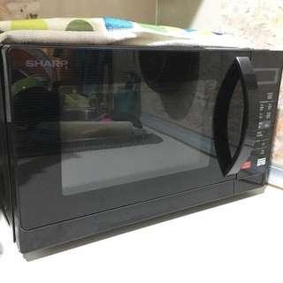 Sharp Microwave Oven (R207EK)