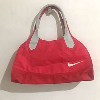Authentic NIKE Pink Gym Bag / Sports Bag