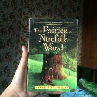 The Fairies of Nut-folk Wood