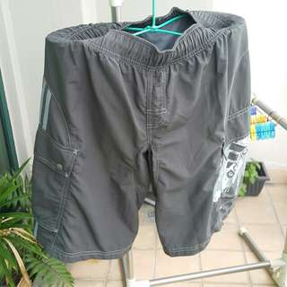 Adidas Beach Shorts (Size M - Preloved)