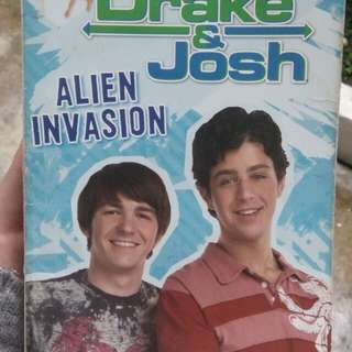 Drake & Josh : Alien Invasion