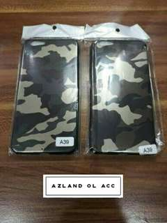 CASE OPPO A39 (CASE ARMY)