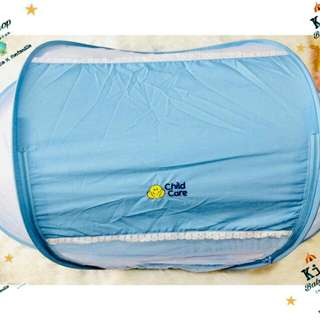 Child Care Magic Mosquito Net w/ 4in1 Cribset