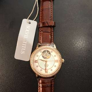 TITUS WATCH 鐵達時手錶