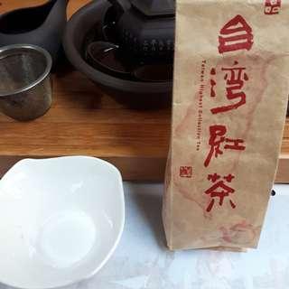 台灣阿里山蜜香紅茶
