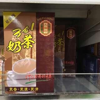 大排檔星級版奶茶