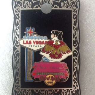 Hard Rock Cafe Pins - LAS VEGAS HOT 2012 HOT ROD SERIES # 1!