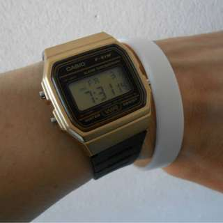 Casio Gold Watch (Authentic)