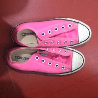 Authentic Chuck Taylors