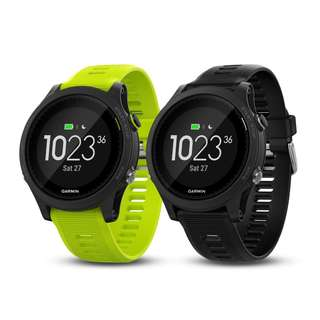 Garmin Forerunner 935 - Black / Force Yellow