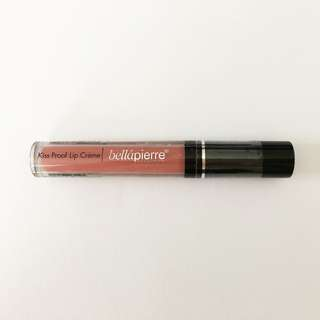 BN BELLAPIERRE COSMETICS KISS PROOF LIP CREME - NUDE