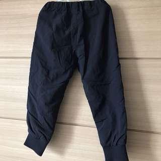 Uniqlo Kid's Warm Lined Pants