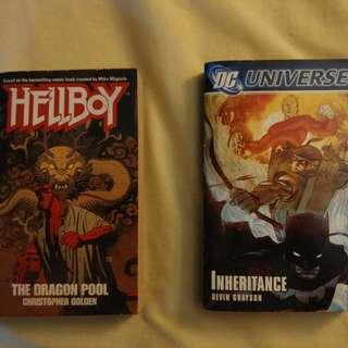 DC Novels