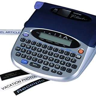 Brother P-Touch Label Printer Machine
