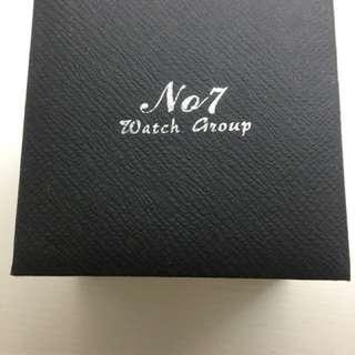 No 7 手錶