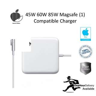 45W 60W 85W Macbook Magsafe 1 Compatible Charger