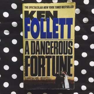 PAPERBACK: A Dangerous Fortune by Ken Follett